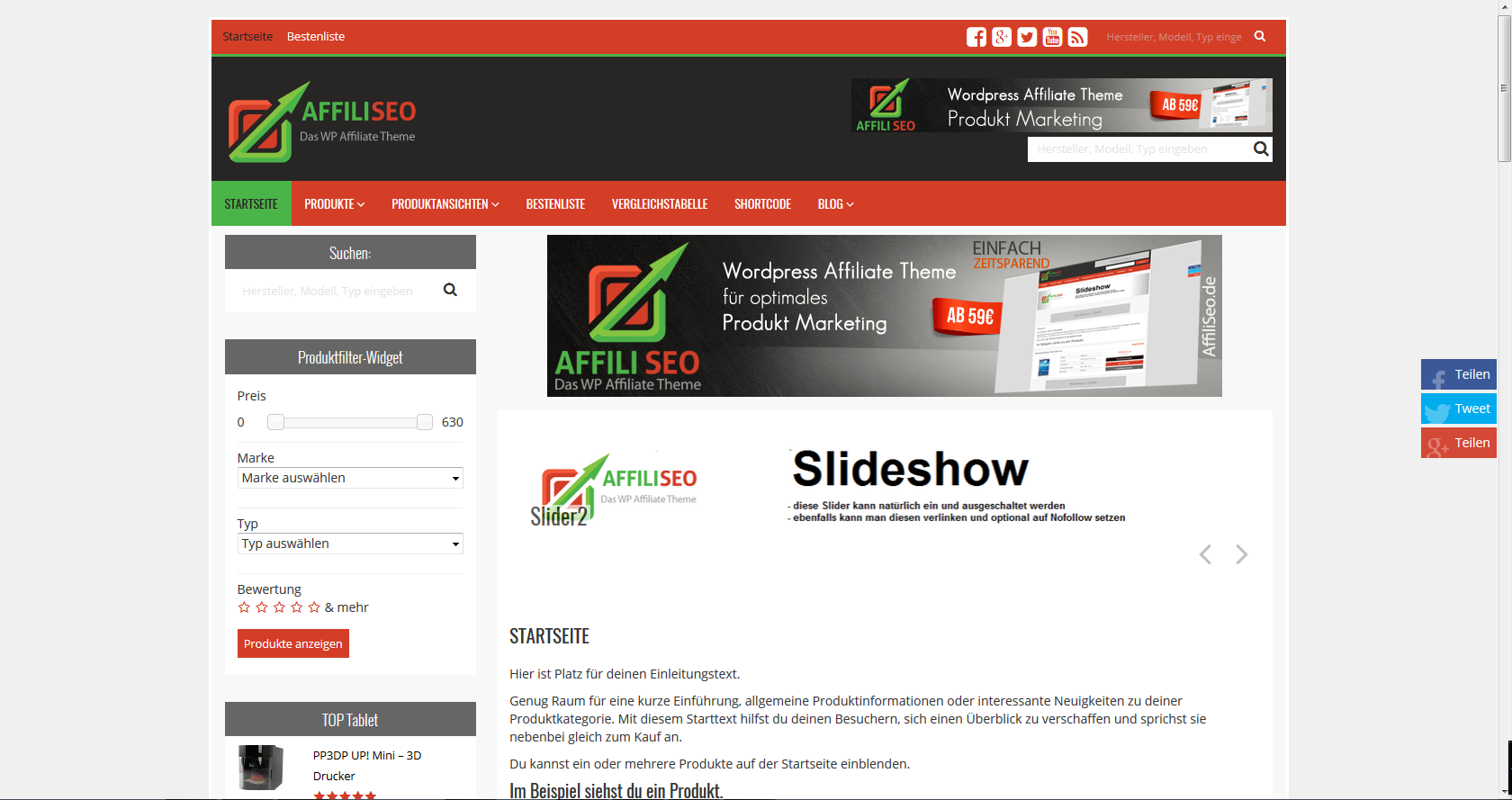 affiliseo-front-end