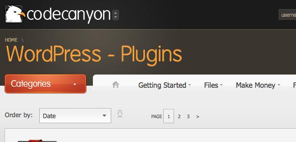 WordPress CodeCanyon Plugins
