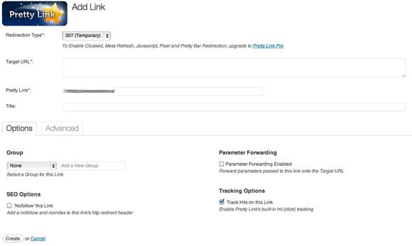 Pretty Link WordPress Plugin