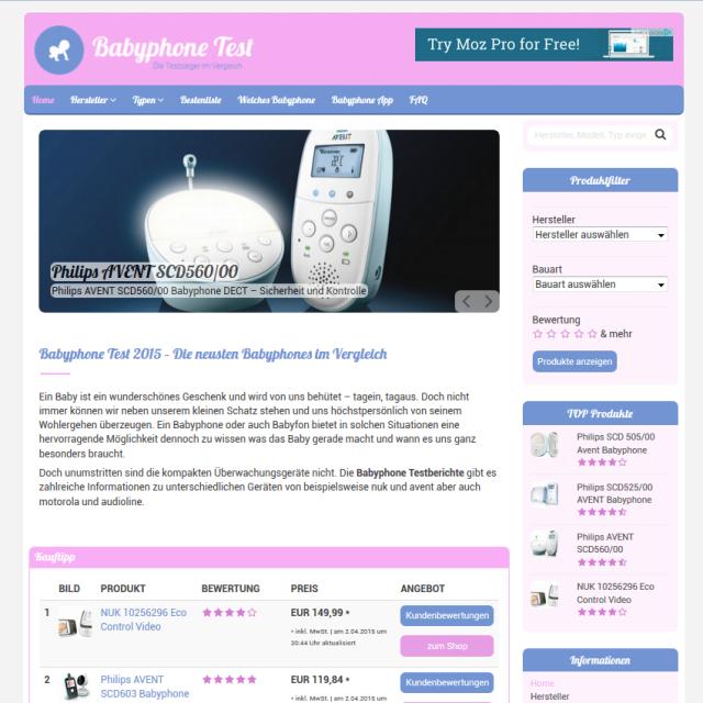 babyphone-test-net